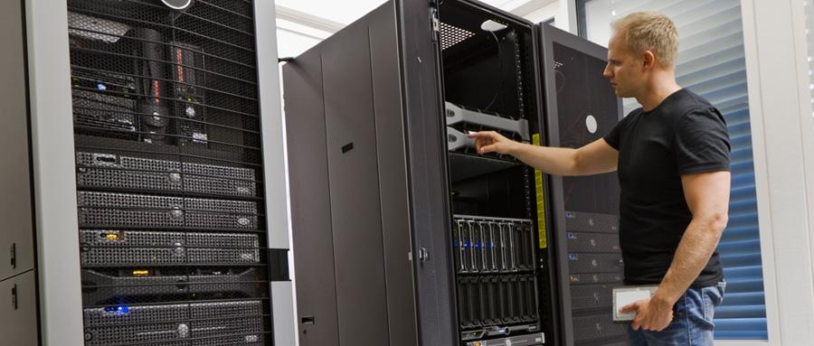 Vi er våre kunders betrodde IKT avdeling.